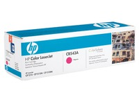 Toner HP 125A separated colors