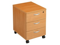 Start Plus, mobile cabinet, 3 drawers