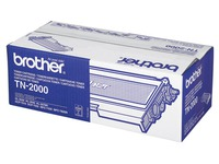 Toner Brother TN2000 noire