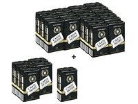 Pack of 24 coffee packages Carte Noire: 18 + 6 for free