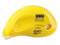 Roller de colle repositionnable dry & clean UHU