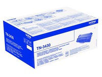 Toner Brother TN3430 noir pour imprimante laser