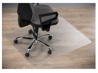 Floor protection smooth floors 119 x 89 cm