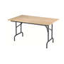 Folding table Primera 140 x 80 cm beech